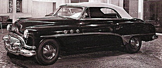 1951 Buick Special car