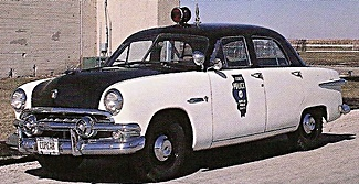 1951 Ford Police Special