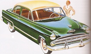 1953 Dodge automobile