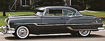 1953 pontiac catalina car
