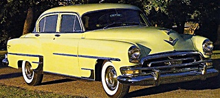1954 Chrysler New Yorker auto