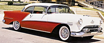 1954 Olds 98