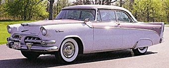 Cars Of The 1950s Dodge Cars