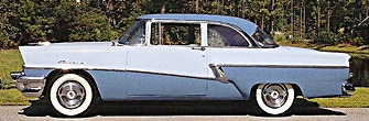 1956 Mercury car