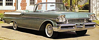 1957 Mercury car