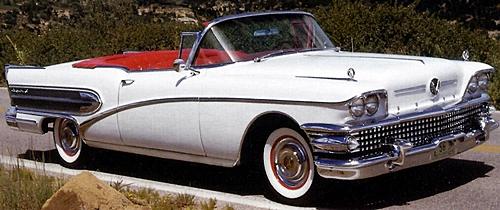 Buick Roadmaster Xtra