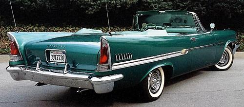Photo Album Of 1950s Chryslers