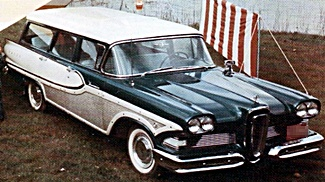 Edsel station wagon