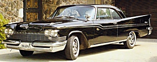 1959 Chrysler windsor car