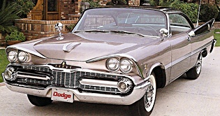 1959 Dodge Royal automobile