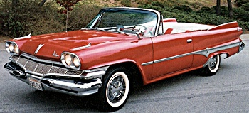 1960 Plymouth car