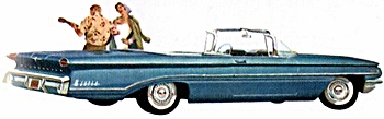 1960 oldsmobile car