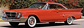 1961 Chrysler car