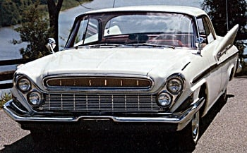 1961 Chrysler DeSoto car