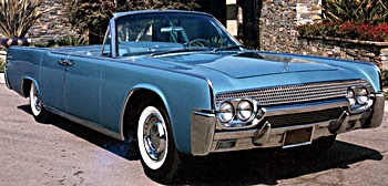 1961+lincoln+continental+convertible