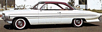 1961 oldsmobile car
