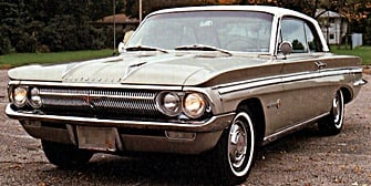 1962 oldsmobile car