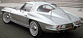 Corvette Stingray Split Window Sale on 1963 Chevrolet Corvette  Sting Ray