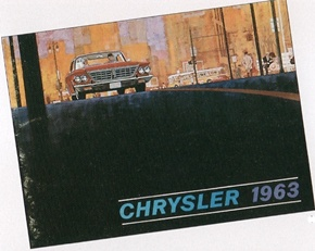 1963 Chrysler car