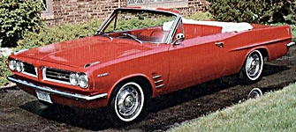 1963 Pontiac LeMans automobile