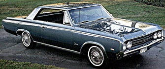 1964 Oldsmobile car