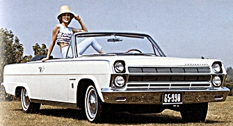 1965 AMC automobile