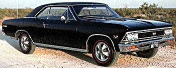 1966 chevy chevelle