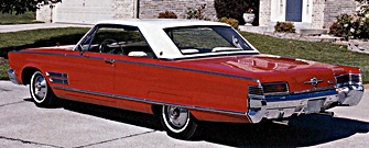 1966 Chrysler car