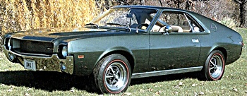 1968 AMC Javelin car