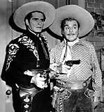TV Western - Cisco Kid, Duncan Renaldo