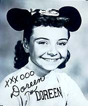 mickey mouse club - Mouseketeers