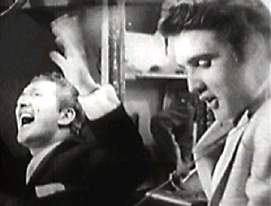 Elvis with Liberace