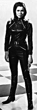 Diana Rigg Emma Peel Avengers