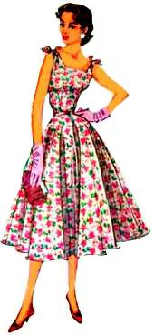 Fifties dress