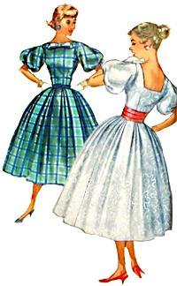 50s clothing