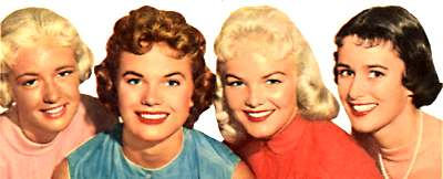 Fifties Fashion Store on Fashions Of The Fifties   Retro Hairstyles And Makeup