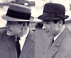 Fifties mens hats
