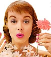 1950s Makeup Retro Hairstyles And Makeup Fifties Web