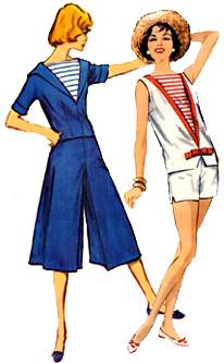Fifties clothes