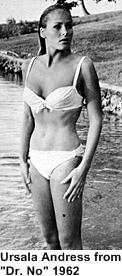 1960s swim wear