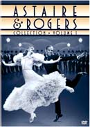 Fred Astaire and ginger Rogers DVD