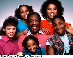 Classic TV Shows - The Cosby Show