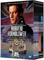 Horatio Hornblower on DVD