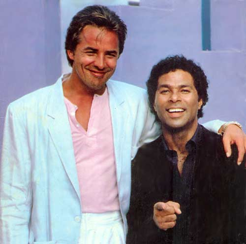 Miami Vice was a realistic depiction of modern Law Enforcement!